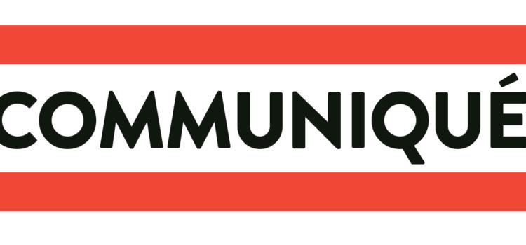 Maintien du comité directeur : notre communiqué